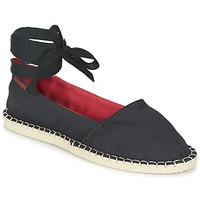 Chaussures Femme Espadrilles Havaianas ORIGINE SLIM Noir