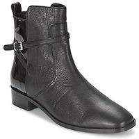 Chaussures Femme Boots Bertie PELLI Noir