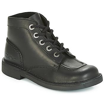 Bottines / Boots Kickers KICK COL PERM Noir 350x350