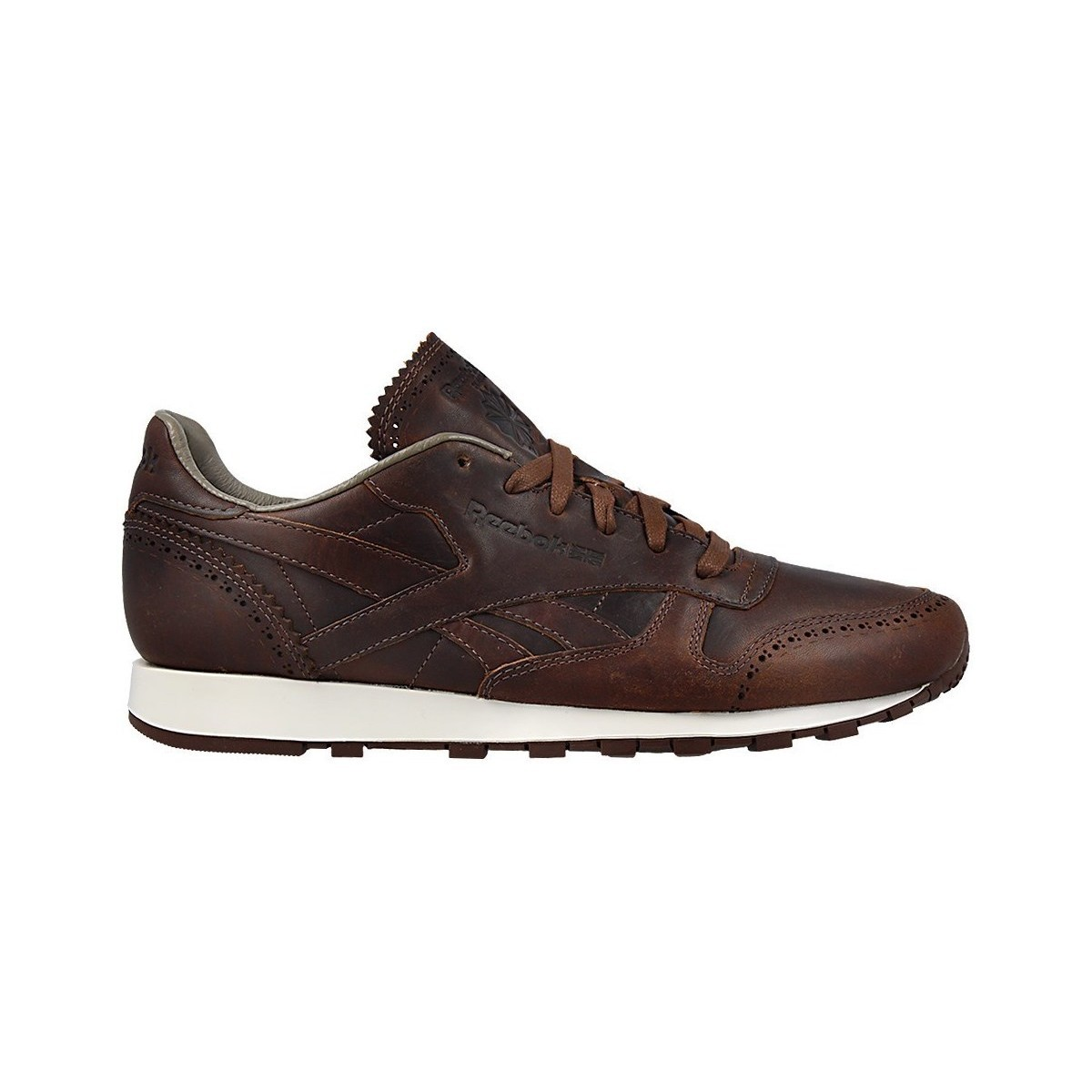 Reebok CL Leather Lux Horw Justgolden Brownch Marron
