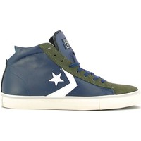 Chaussures Homme Baskets montantes Converse 155100C Sneakers Man Blue Blue