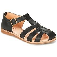 Chaussures Femme Sandales et Nu-pieds Kavat LOTTA Noir