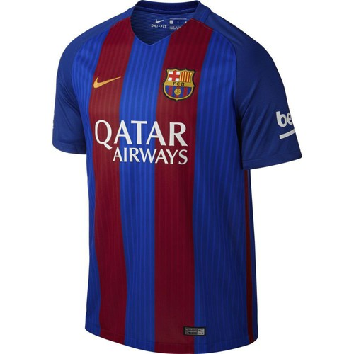 T-shirts & Polos Nike Maillot FC Barcelone Domicile 2016/17 Royal 350x350