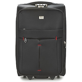 Sacs Valises Souples David Jones JAVESKA 49L Noir
