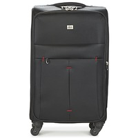 Sacs Valises Souples David Jones JAVESKA 76L Noir