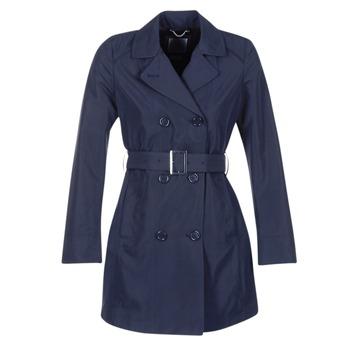 Vêtements Femme Trenchs Geox CREM Marine