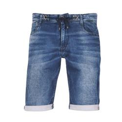 Vêtements Homme Shorts / Bermudas Le Temps des Cerises JOGG SHORT Bleu Médium