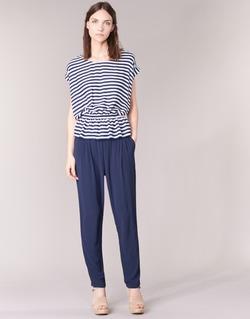 Vêtements Femme Pantalons fluides / Sarouels Molly Bracken FODES Marine