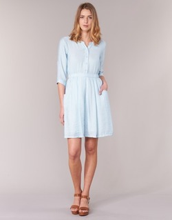 Vêtements Femme Robes courtes Molly Bracken BLECH Bleu