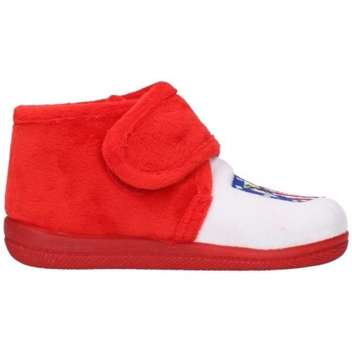 Chaussures Garçon Chaussons Andinas ZAPATILLA NIÑOS - rouge