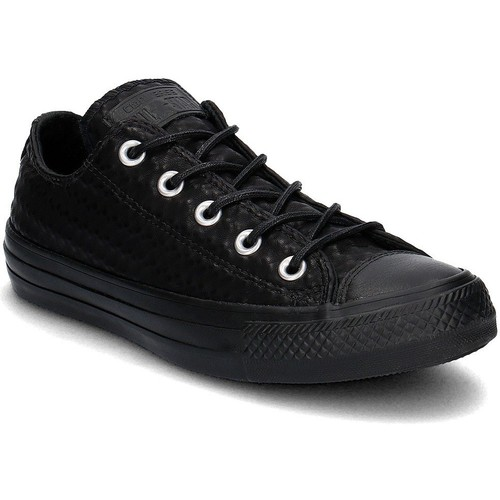 Baskets mode Converse Chuck Taylor All Star Craft OX Noir 350x350