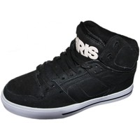 Chaussures Homme Baskets montantes Osiris Samples  NYC 83 VLC Black wax US9 EU42 Noir