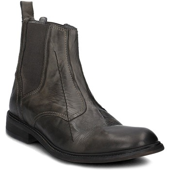 Chaussures Homme Boots Fly London Helt Gris