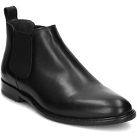 Chaussures Homme Boots Gino Rossi Henry Noir