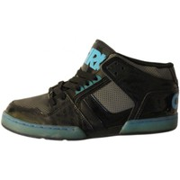 Chaussures Homme Baskets montantes Osiris NYC 83 MID Black Cyan EU42 9US NOIR