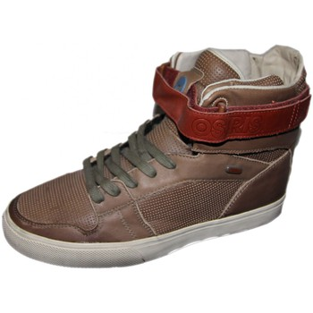 Chaussures Homme Baskets montantes Osiris Rhyme Remix Brown EU42 US9 Marron