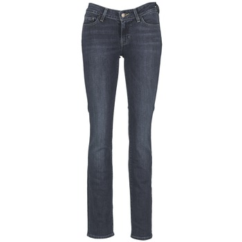 Vêtements Femme Jeans droit Levi's 714 STRAIGHT West Coast Wonder
