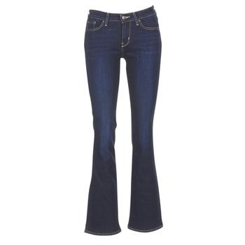 Vêtements Femme Jeans bootcut Levi's 715 BOOTCUT Bleu