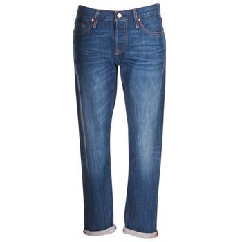 Vêtements Femme Jeans boyfriend Levi's 501 CT Crate Digger