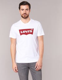 Vêtements Homme T-shirts manches courtes Levi's GRAPHIC SET-IN Blanc