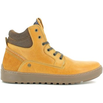 Chaussures Homme Boots Wrangler WM162010 Sneakers Man Camel