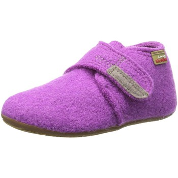 Chaussures Fille Chaussons Kitzbuehel 1609 rose