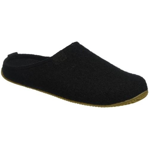 Chaussures Homme Chaussons Kitzbuehel 3089 noir