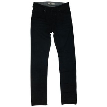 Vêtements Homme Jeans droit Teddy Smith Jean Reg Runt Old encre Marine