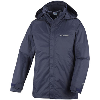Vêtements Homme Vestes de survêtement Columbia Mission Air Interchange Jacket Nocturnal