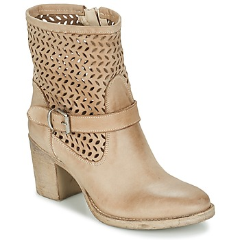 Chaussures Femme Boots Sweet Lemon EVATI Taupe