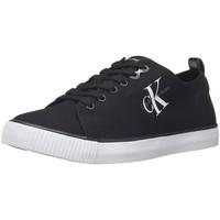 Chaussures Homme Baskets basses Calvin Klein Jeans so369 noir