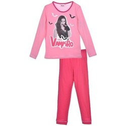 Vêtements Enfant Pyjamas / Chemises de nuit Chica Vampiro Pyjama Rose