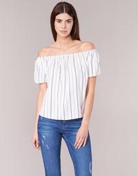 Vêtements Femme Tops / Blouses Betty London GOYPILA Ecru