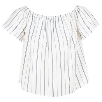 Vêtements Femme Tops / Blouses Betty London GOYPILA Ecru