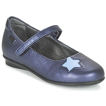 Chaussures Fille Ballerines / babies Camper TWS Bleu