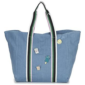 Sacs Femme Cabas / Sacs shopping Paul & Joe Sister HASSINA Bleu