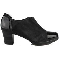 Chaussures Femme Bottines Kroc BOTIN CHAROL NUBUCK BLACK