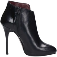 Chaussures Femme Low boots Wo Milano T319 Tronchetti noir