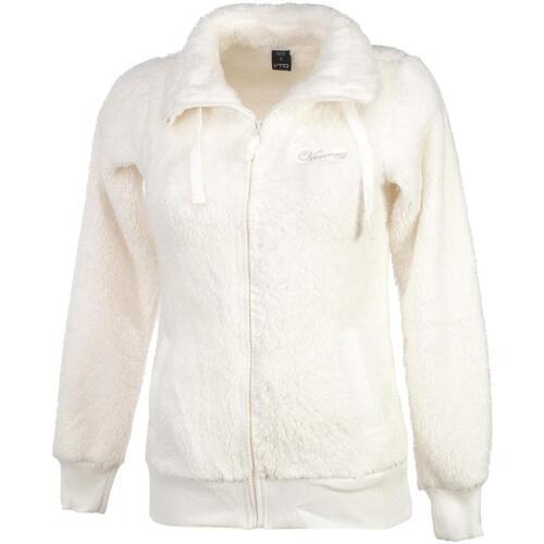 Sweats & Polaires Alpes Vertigo Nouli white polaire l Blanc 350x350