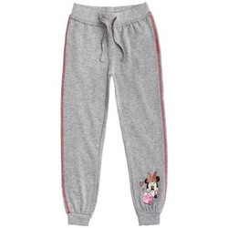 Vêtements Enfant Pantalons Disney Minnie Mouse Pantalon de jogging Disney Gris