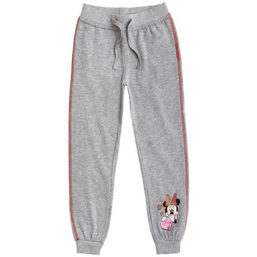 Vêtements Enfant Pantalons Minnie Mouse Pantalon de jogging Disney Gris