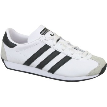 Chaussures Enfant Baskets basses adidas Originals Country OG G blanc