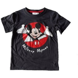 T-shirts manches courtes Disney T-shirt à manches courtes  Mickey