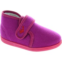 Chaussures Fille Chaussons Chipmunks Emme Rose