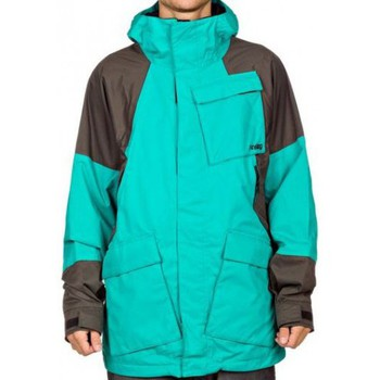 Manteau Analog veste de snowboard albatross teal off black