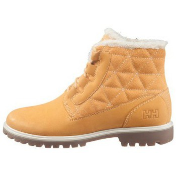 Chaussures Femme Bottes de neige Helly Hansen Boots  W Vega Camel Natura Shitake Marron Clair