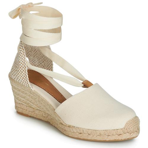 Chaussures Femme Sandales et Nu-pieds Betty London GRANDA Beige