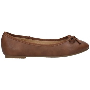 Chaussures Fille Ballerines / babies Dangela-deity KAT5151 marron