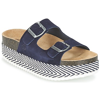 Chaussures Femme Mules Betty London GRANJY Marine
