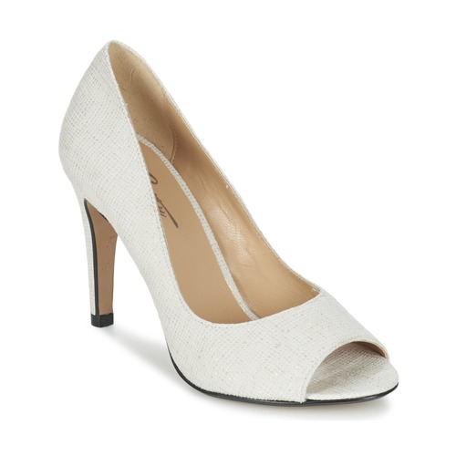 Chaussures Femme Escarpins Betty London EMANA Blanc